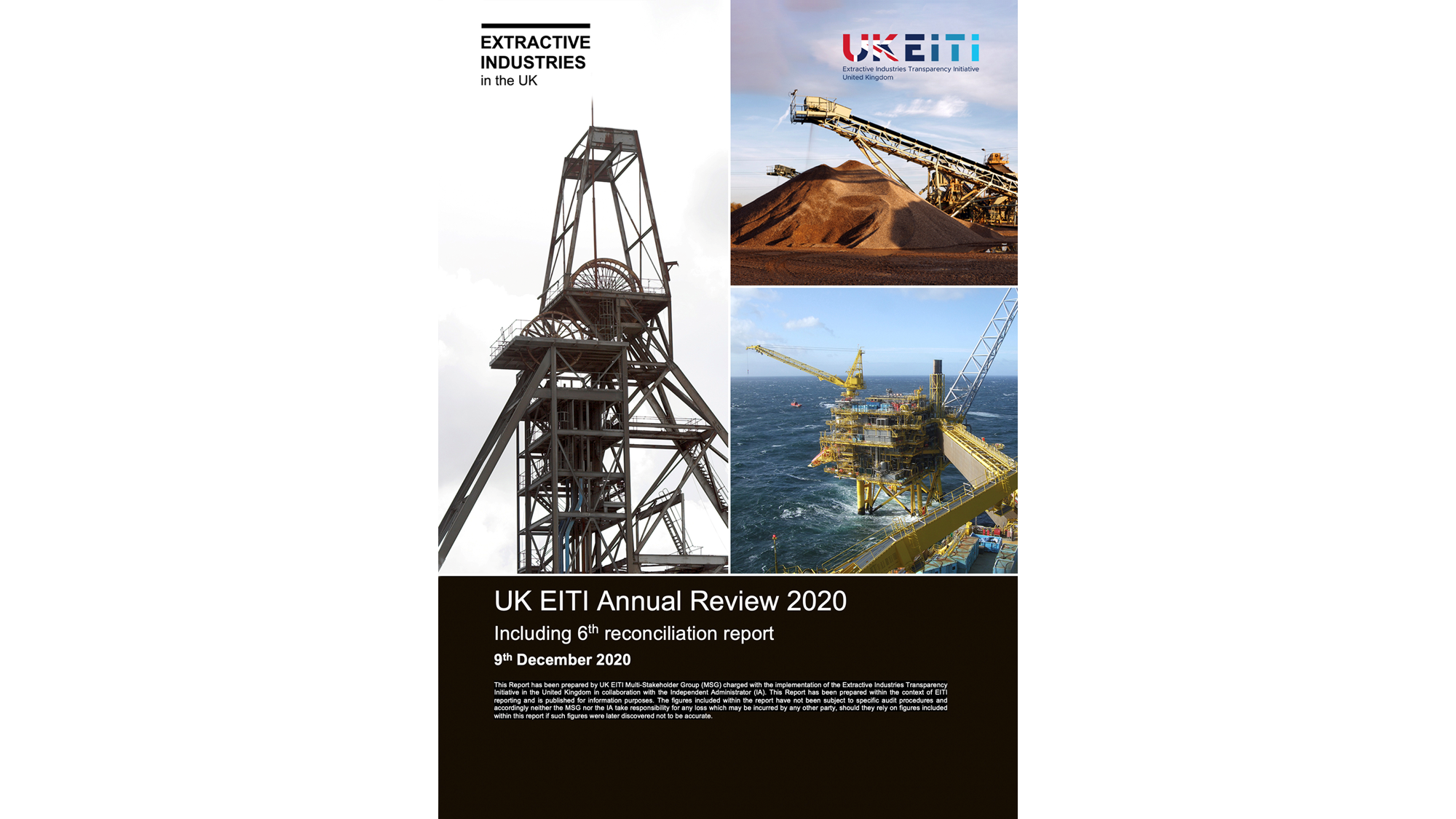 Picture of UK EITI Annual Review 2020